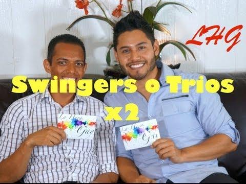swingers y tríos - Por cuestiones tecnicas se han echo 2 videos del Show
