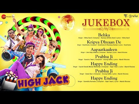 High Jack - Full Movie Audio Jukebox | Sumeet Vyas