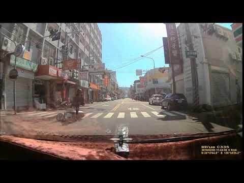 台中 沙鹿 汽機車 車禍