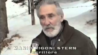 INTERVISTAA MARIO RIGONI STERN DEL 1993 A CURA DEL NS PAESANO ON. FLAVIO RODEGHIERO
