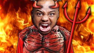 I AM THE DEVIL!   Dude, Stop