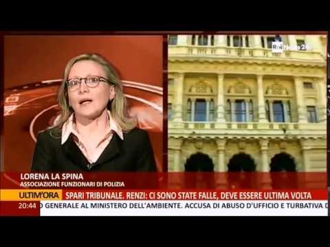 Tribunale di Milano. Intervista del Segretario Nazionale ANFP - LORENA LA SPINA