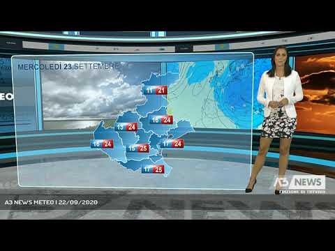 A3 NEWS METEO | 22/09/2020