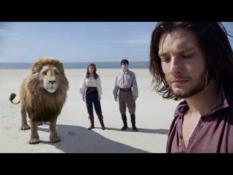 The Chronicles Of Narnia - The Voyage Of The Dawn Treader Final Goodbyes