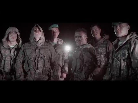 Рекламу службы в армии в жанре экшн сняло казахстанское минобороны