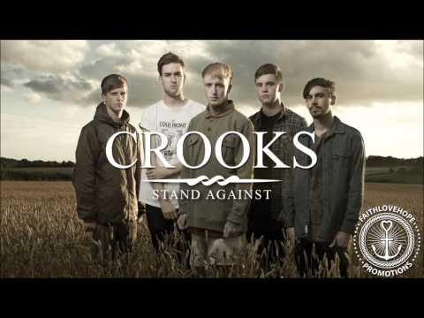 crooks - FaithLoveHope Promotions is a non-profit organization to support up-and-coming, talented melodic hardcore bands from all over the world. http://www.facebook....