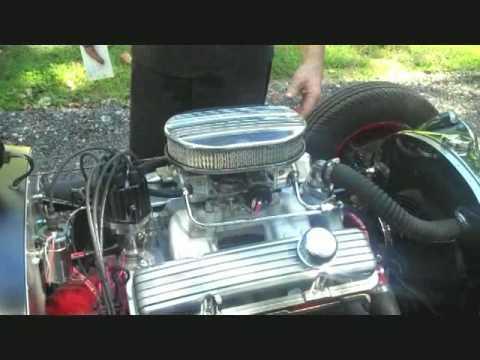 FAT RAT T-Bucket by NEHR Speedcraft