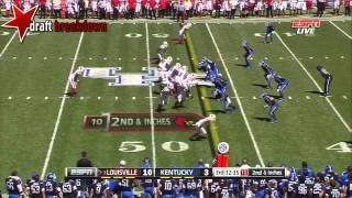 Teddy Bridgewater vs Kentucky (2013)