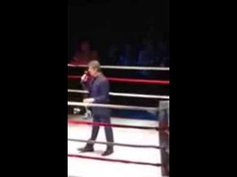 Rocky Opens On Broadway- Sly Stallone Makes Surprise Appearance!
