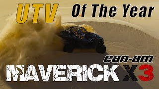 6. 5 Reasons Why the Can-Am Maverick X3 is ATV.com's Sport UTV of the Year
