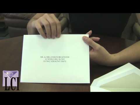 Double Envelopes-Double Wedding Envelopes