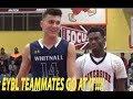 EYBL teammates GO AT IT!! Kentucky commit Tyler Herro vs ETSU commit Carlos Curtis