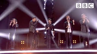 One Direction - Steal My Girl at BBC Music Awards 2014 - YouTube