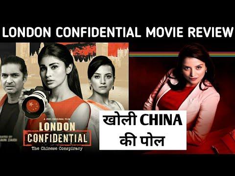 London Confidential Review | London Confidential Movie Review | London Confidential | Mouni Roy