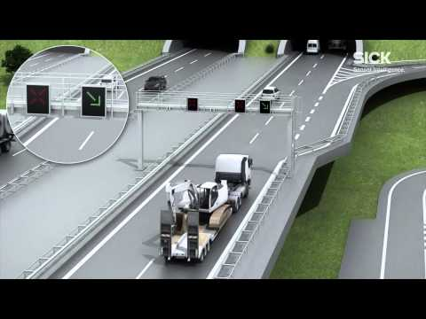 VPS Pro (Vehicle Profiling System): Automatic measurement of vehicle dimensions