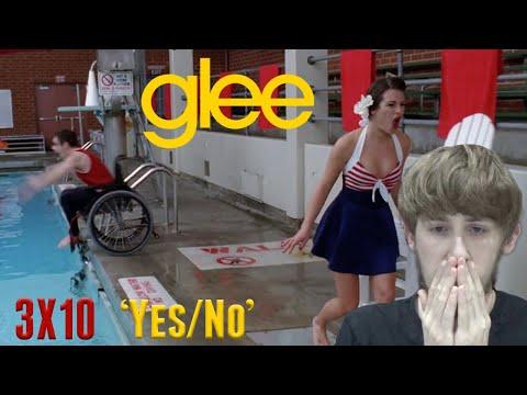 Glee Season 3 Episode 10 - 'Yes/No' Reaction