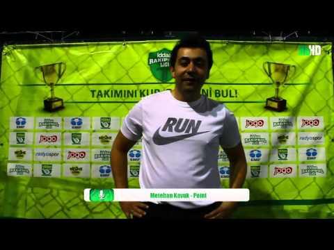 Metehan Kavuk (Röportaj) - Point / İZMİR / iddaa Rakipbul Ligi 2015 Açılış Sezonu
