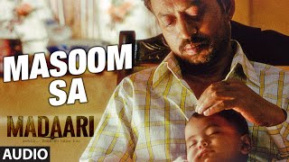 Nonton Masoom Sa Full Song  Audio    Madaari   Irrfan Khan  Jimmy Shergill   T Series Film Subtitle Indonesia Streaming Movie Download