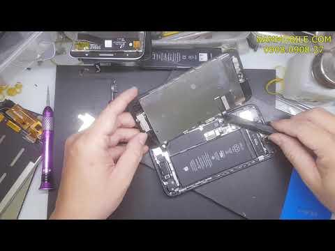 Thay Pin Iphone 7 Dung Luong Sieu Cao 2200mAh BH12T