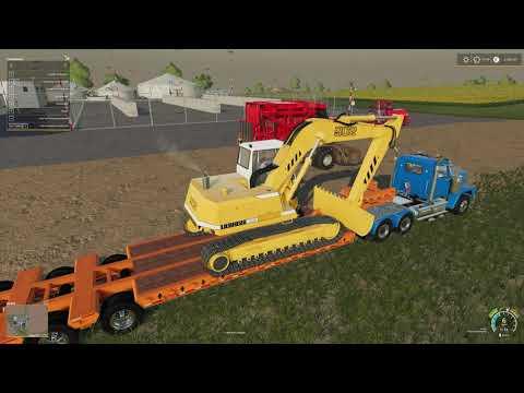 Lode King 50 ton Lowbed v1.0.0.0