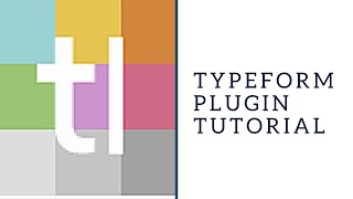 TypeForm Plugin Tutorial