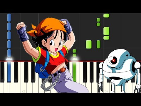 Sola Nunca Estaras / Dragon Ball GT / Piano Tutorial