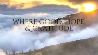 Gratitude: Good for the Soul