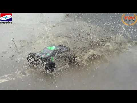 Haiboxing : Survivor MT 1:12 Splash waterproof