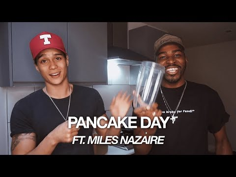 Pancake Day Ft. Miles Nazaire | Babatunde