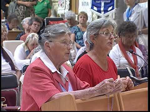2018-09-01 Keresztény Édesanyák Szent Mónika közösségének országos találkozója 2018.09.01 - összefoglaló