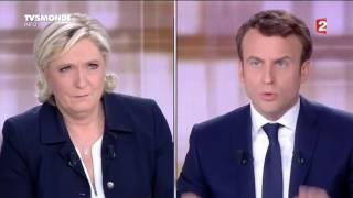"""Video #Debat2017 - Emmanuel Macron : """"ce que vous proposez c'est de la poudre de perlimpinpin"""" MP3, 3GP, MP4, WEBM, AVI, FLV Juni 2017"""