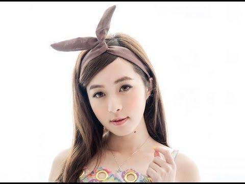 韓式甜美彩妝示範