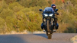 8. Yamaha FJR1300A Review Video