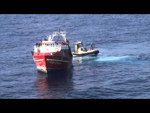 Visa film Frontex operation Triton 150612