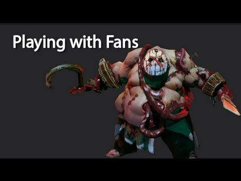 GamingHoldDOTA2 - Playing with and against fans in this one. Each Wednesday will be playing with fans stream. Pudge on mid. Facebook - http://www.facebook.com/Alansgaming Twit...