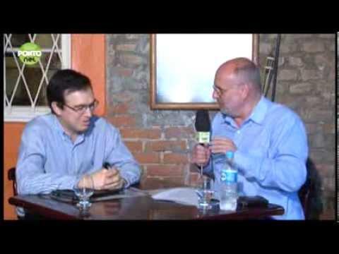 Ricardo Orlandini entrevista o ginecologista Jean Carlos de Matos