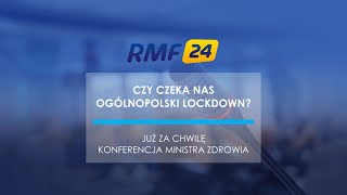 Lockdown w całej Polsce od soboty 20 marca…