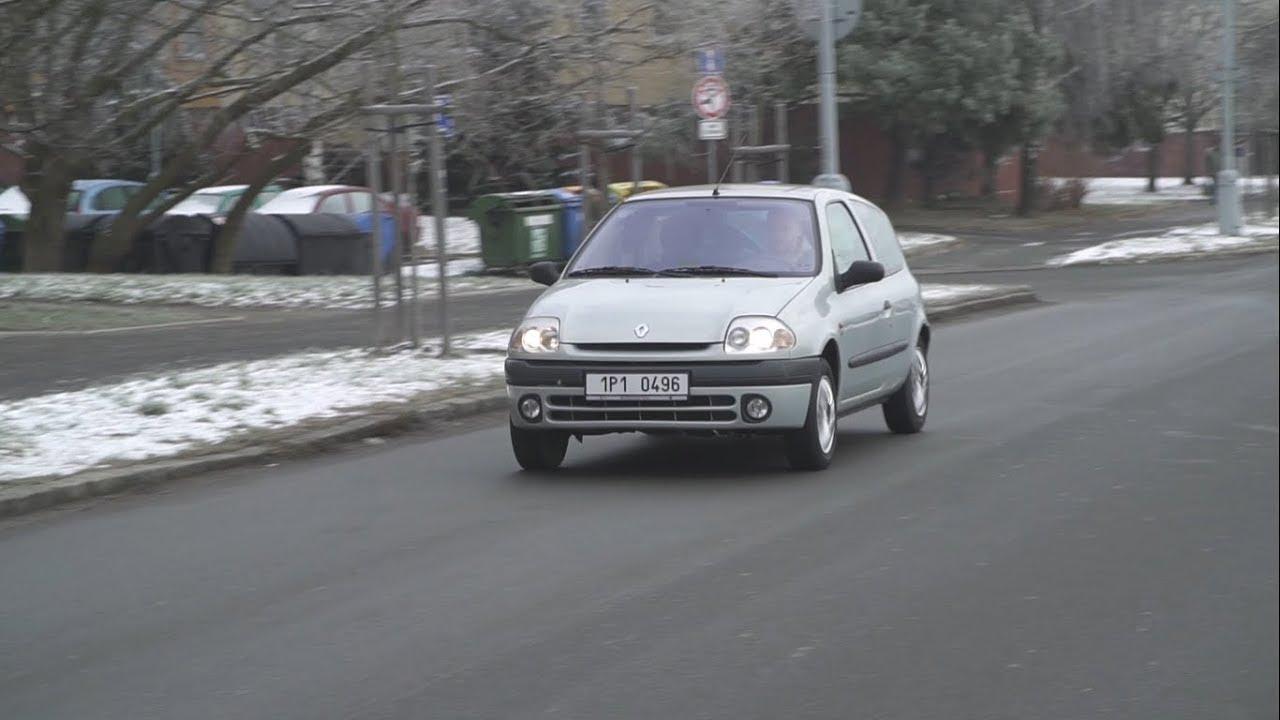 Clio II. 1.4i