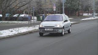 Clio II. 1.4i,  1390ccm, 55kW , r. v. 1999