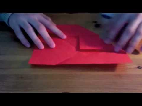 Como hacer aviones de papel   Papiroflexia para Niños