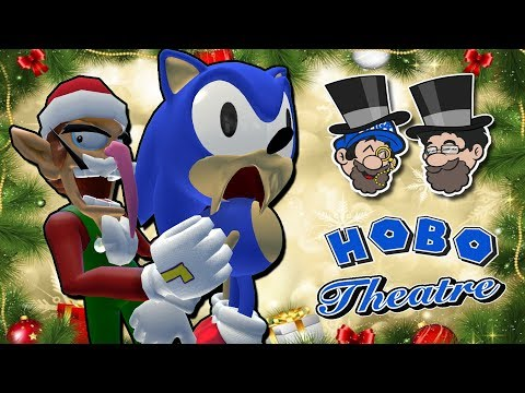 A MAGICAL Christmas Tale || Hobo Theatre