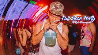 Full Moon Party Koh Phangan Thailand By Purn Gun Tours