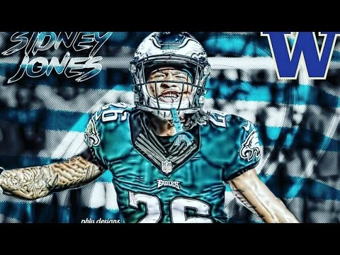 Welcome To Philly || Sidney Jones Highlights ᴴᴰ (видео)