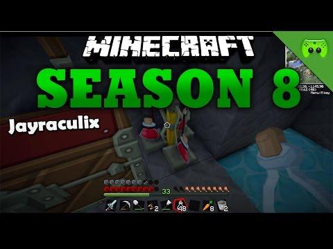 JAYRACULIX «» Minecraft Season 8 # 87 | HD
