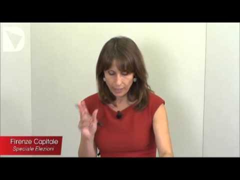 Firenze capitale - speciale elezioni amministrative 2014 - interviste ai candidati al consiglio comunale di Firenze.