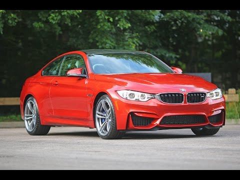 Drive - Come and take a spin as I pick up my new M4 from the dealer today. BMW M4 F82 2015 model year. Color is Sakhir Orange Matallic.