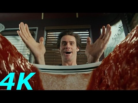 Bruce Almighty Meets God ''Soup Scene'' - Bruce Almighty-(2003) Movie Clip-1 Blu-ray HD Sheitla