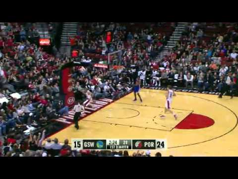 Aldridge Blocks, Batum Dunks on the Warriors