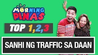 Haaaaay! Traffic na naman lalabs? Alamin mo ang TOP 123 sanhi niyan!For MORe videos subscribe now:http://bit.ly/MORForLifeCheck out our livestreaming at:http://www.mor1019.comLike us on Facebook: http://facebook.com/mor1019Follow us on Twitter: http://twitter.com/mor1019