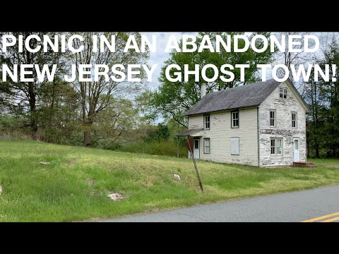 """Episode Five: Picnic In An Abandoned New Jersey """"Ghost Town"""""""